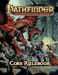 image of Pathfinder Roleplaying Game: Core Rulebook
