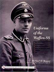 UNIFORMS OF THE WAFFEN-SS: VOL.1