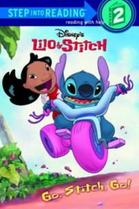 Go, Stitch, Go