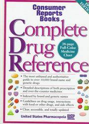Complete Drug Reference 1997 (Annual)
