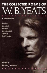 The Collected Poems of W. B. Yeats.
