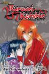 image of Rurouni Kenshin (3-in-1 Edition), Vol. 6: Includes vols. 16, 17 & 18
