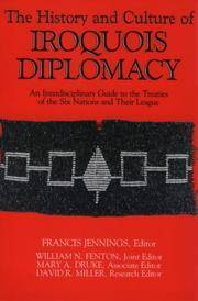 The History and Culture Of Iroquois Diplomacy