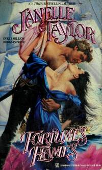 Fortune's Flames [Mass Market Paperback]  by Taylor, Janelle
