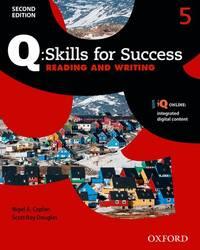 Q : Skills for Success Level 5