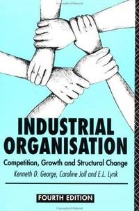 Industrial Organization: Competition, Growth and Structural Change