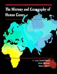 The History and Geography of Human Genes by  Alberto Piazza  Paolo Menozzi - Hardcover - First - 1994-07-05 - from Ergodebooks and Biblio.com