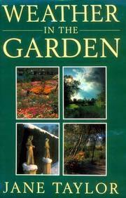 Weather In the Garden