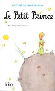 Le Petit Prince (Collection Folio (Gallimard)) (French Edition)