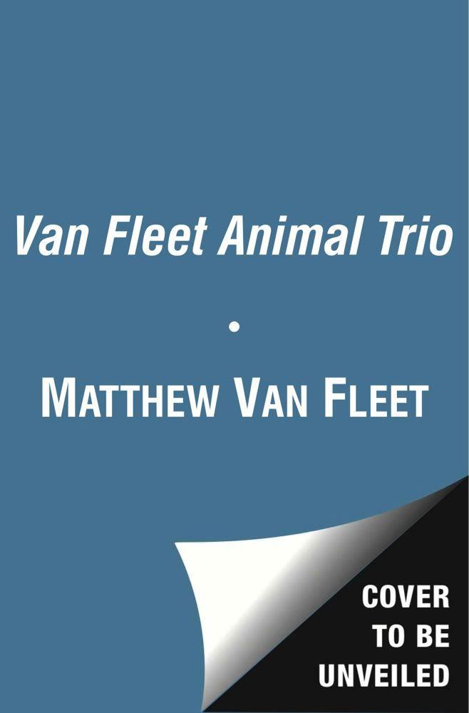 Moo; Cat; Dog Van Fleet Animal Trio