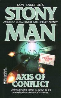 image of Stony Man: The Terror Files   (AXIS OF CONFLICT    #66 / ECHOES OF WAR   #67)