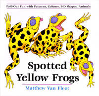 Spotted Yellow Frogs
