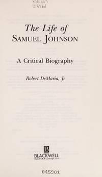 The Life Of Samuel Johnson