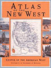 Atlas of the New West: Portrait of a Changing Region