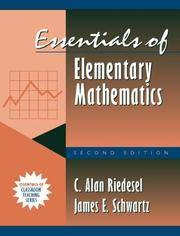 Essentials of Elementary Mathematics: (Part of the Essentials of Classroom Teaching Series) (2nd...