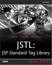 JSTL: JSP Standard Tag Library Kick Start