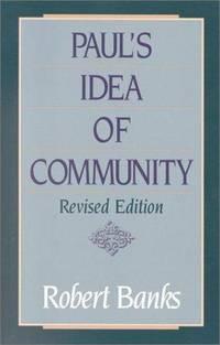 Paul's Idea of Community.