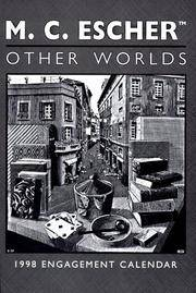 M.C. Escher: Other Worlds 1998 Engagement Calendar by Desk-12 - Egmt - 1997-01-01 - from Bacobooks (SKU: P-261-58)