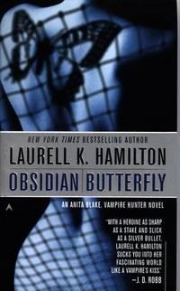 Obsidian Butterfly - Anita Blake, vol. 9
