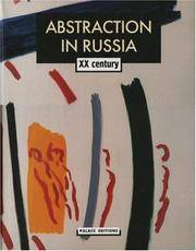 Abstraction in Russia XX Century.  Two volumes
