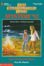 image of Dawn and the Surfer Ghost (Baby-sitters Club Mystery)