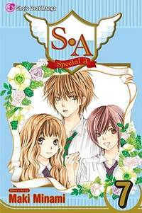 S.A, Volume 7 (S. a. (Special a) (Graphic Novel))
