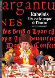 RABELAIS: RIRE EST LE PROPRE DE L'HOMME