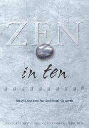 Zen in Ten: Easy Lessons for Spiritual Growth (Ten Easy Lessons Series, 2)