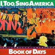 I, TOO, SING AMERICA The African American Book of Days