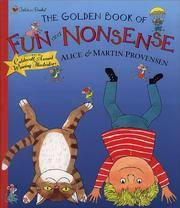 image of The Golden Book of Fun and Nonsense