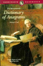 The Wordworth Dictionary of Anagrams