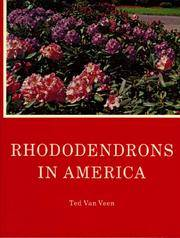 Rhododendrons in America