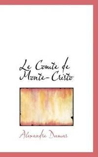 image of Le Comte de Monte-Cristo (French Edition)