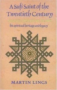 image of A Sufi Saint of the Twentieth Century: Shaikh Ahmad al-Alawi (Golden Palm)
