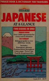 Japanese at a Glance.