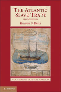 image of The Atlantic Slave Trade (New Approaches to the Americas)