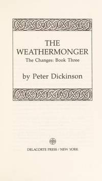 WEATHERMONGER (Changes Trilogy)