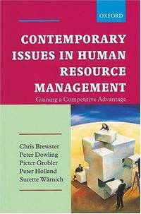 contemporary issues in human resource management Contemporary issues in human resource management 4th edition pdf may not make exciting reading, but contemporary issues in human resource management 4th edition is packed with valuable instructions, information and warnings.