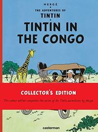 image of Tintin In The Congo