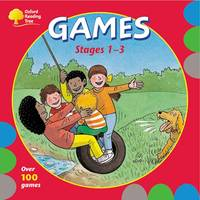 image of Oxford Reading Tree: Stages 1-3: Games