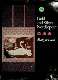 Gold and Silver Needlepoint