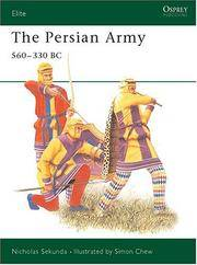 image of THE PERSIAN ARMY 560–330 BC