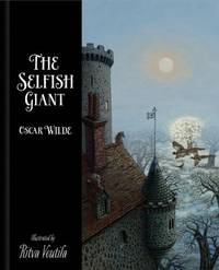 image of The Selfish Giant by Oscar Wilde