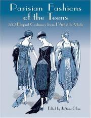 "Parisian Fashions of the Teens: 352 Elegant Costumes from ""L'Art et la Mode"" (Dover..."