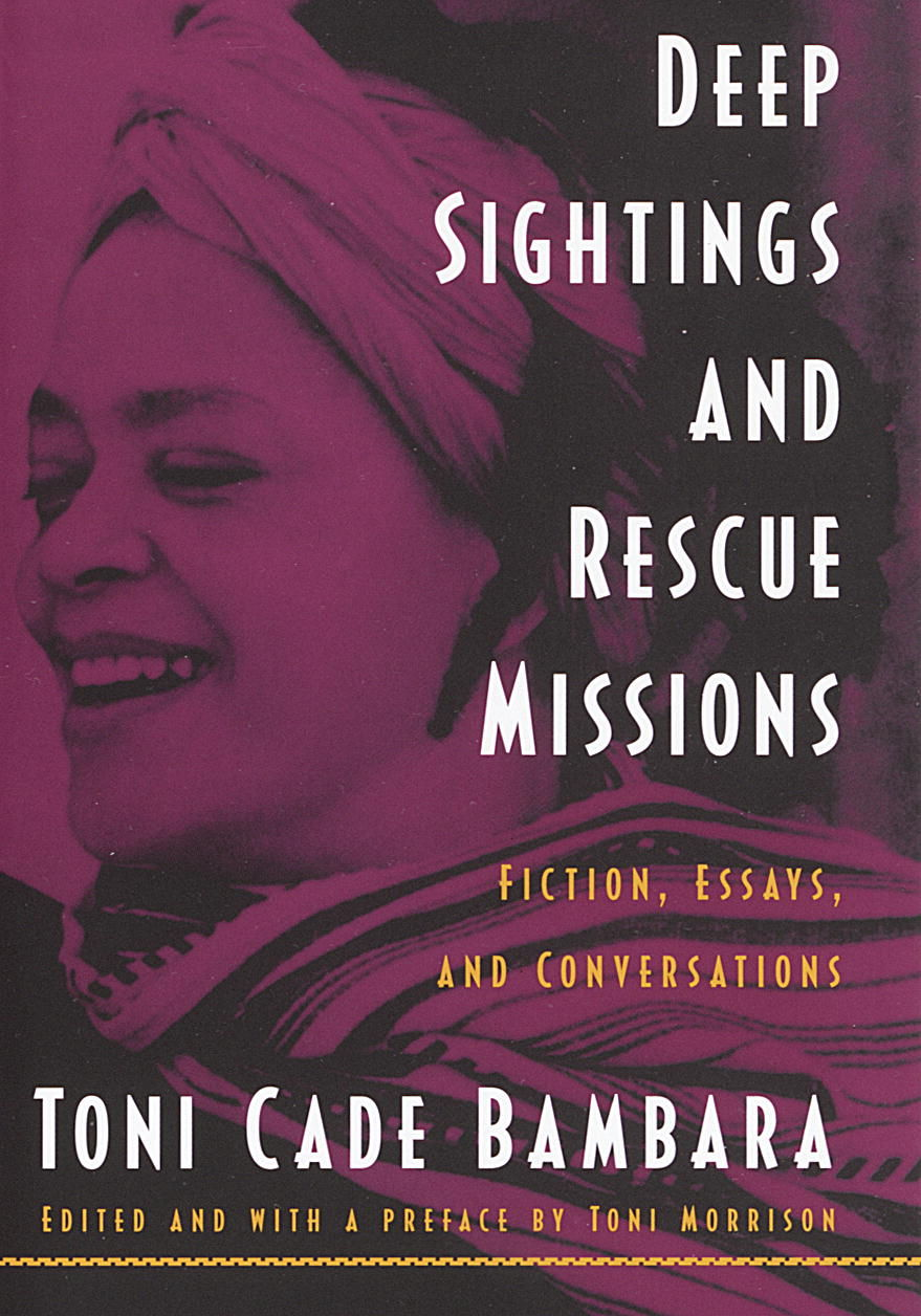a literary analysis of the lesson by toni cade bambara The issue of inequality of people who come from different social backgrounds has been central for many people in politics, social studies, and literature as well an american author and social activist, toni cade bambara develops the topic of inequality in one of her short stories, the lesson.