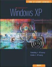 The O'Leary Series: Windows XP- Brief