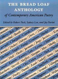 The Bread Loaf Anthology of Contemporary American Poetry