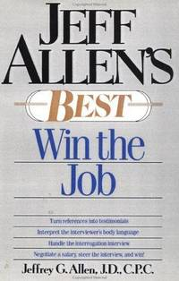 Jeff Allen's Best Win the Job