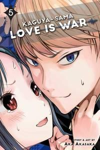 KAGUYA SAMA V05 LOVE IS WAR