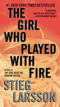 image of The Girl Who Played with Fire (Millennium Series)